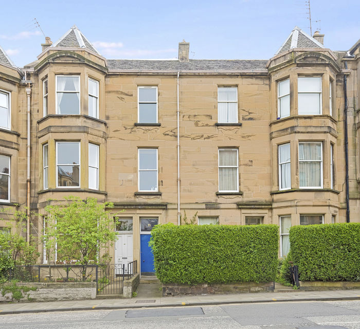71/1 Comiston Road Morningside EH10 6AG - UNDER OFFER