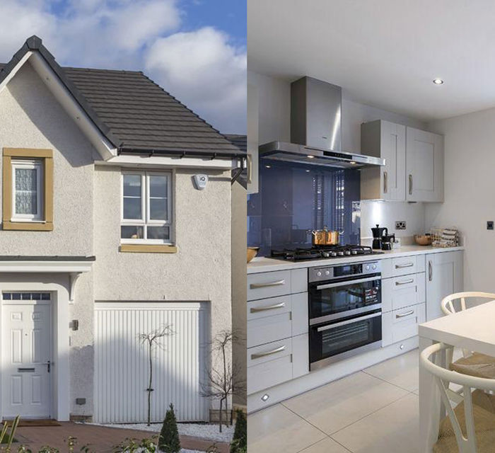 The Woodlands, Dalkeith, 'The Fernie'  (Plot 6)