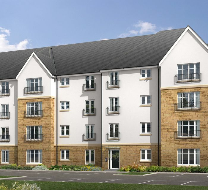 Liberton Grange, Edinburgh City - Plot 104 (Hawthorn 1st Floor)