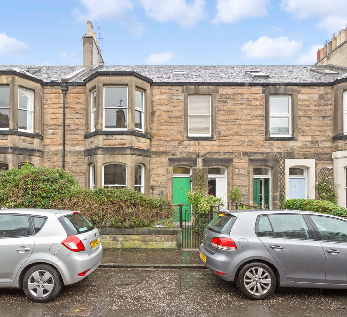 6 Hollybank terrace EH11 1SW
