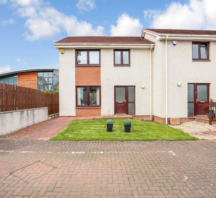 * UNDER OFFER* 9 Catherines Court Bonnyrigg EH19 3JJ