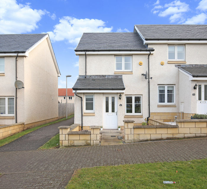 *SOLD**26 Easter Langside Avenue Dalkeith EH22 2FE