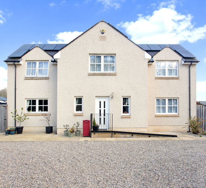 The Sycamores, Chirnside, Duns TD113LD