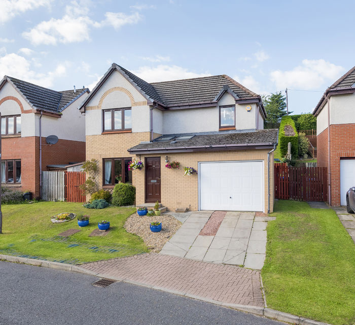 *UNDER OFFER * 58 Meadowbank Road, Kirknewton EH27 8BS