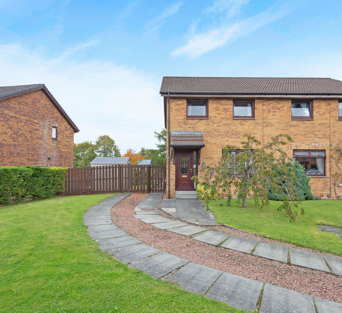 *UNDER OFFER*  27 BANKTON PARK EAST, LIVINGSTON EH54 9BW