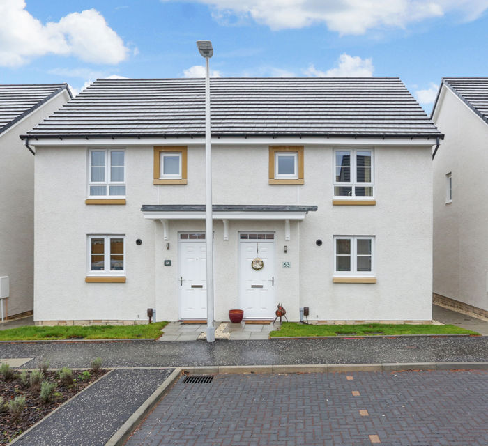 63 Howatston Court Livingston, EH54 7FH