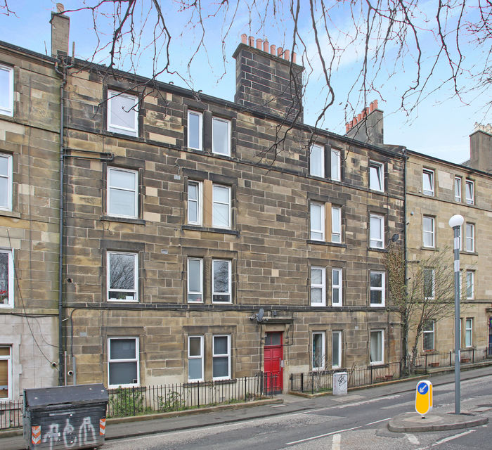 *SOLD* 21/16 Westfield Road Gorgie EH11 2QP
