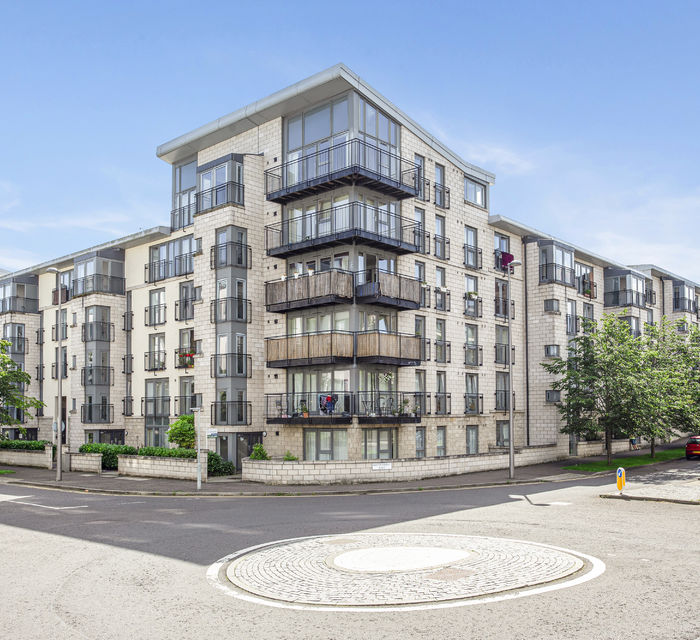 Flat 6  49 Waterfront Park, Granton, Edinburgh