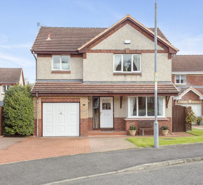 27 KLONDIKE COURT, NEW STEVENSON, MOTHERWELL, ML1 4FA