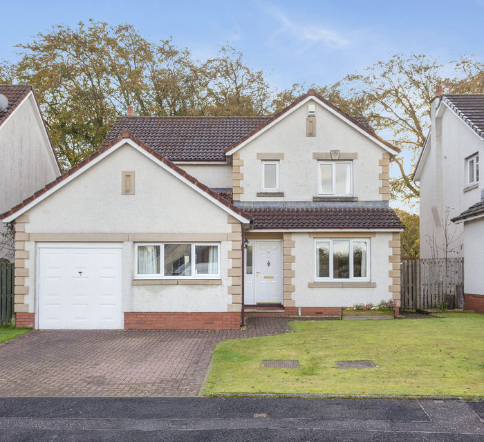 11 ROTHES DRIVE, MURIESTON, LIVINGSTON, EH54 9HR