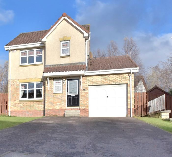 7 BARN PLACE, ELIBURN, LIVINGSTON, EH54 7EN