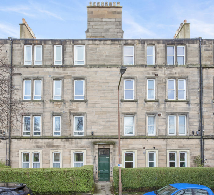 8-13 MURIESTON TERRACE, EDINBURGH, EH11 2LH